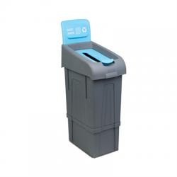 plastová popelnice na papír 80l