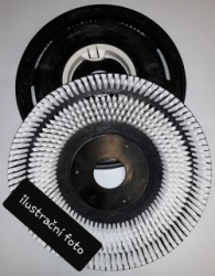 "kartáč PPN 0,5  12""/300 mm"