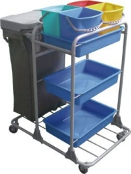 vozík plastový YAKAMOZ
