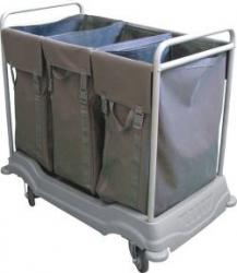 vozík plastový MILENYUM na prádlo