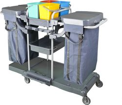 vozík plastový JUMBO pytle na stranách