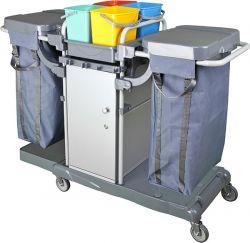 vozík plastový SMART skříňka