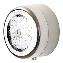 zásobník kovový na toaletní papír 22 cm