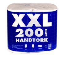 papírové kuchyňské utěrky XXL, 1 vrstvé, 2 role/bal, návin celkem 100 m/rol., 6 bal./pytel - střed
