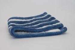 mop Mc Flat kapsový, bílo-modrý, 40 cm
