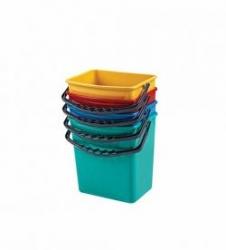 kbelík 5l modrý, červený, žlutý, zelený