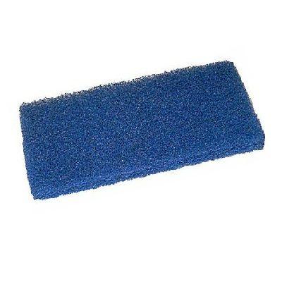 PAD modrý obdélníkový 11,4x25,5cm