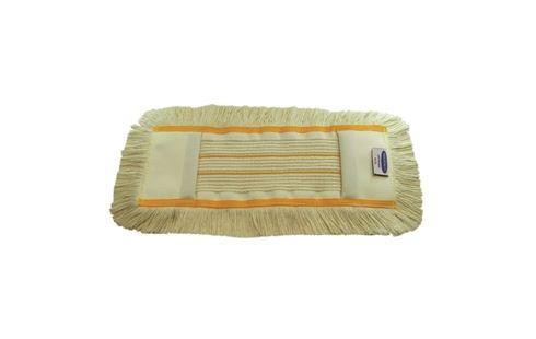 mop bavlněný 40 cm Flipper + kapsa žlutý