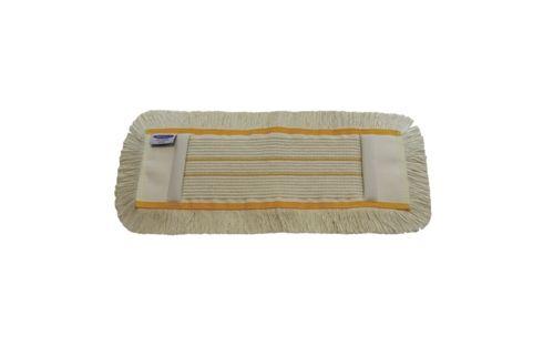 mop bavlněný 50 cm Flipper + kapsa žlutý
