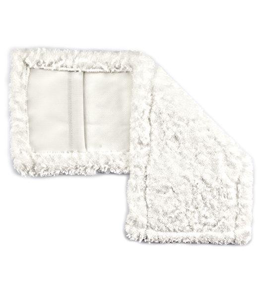 mop mikrovlákno 40 cm bílý kapsový