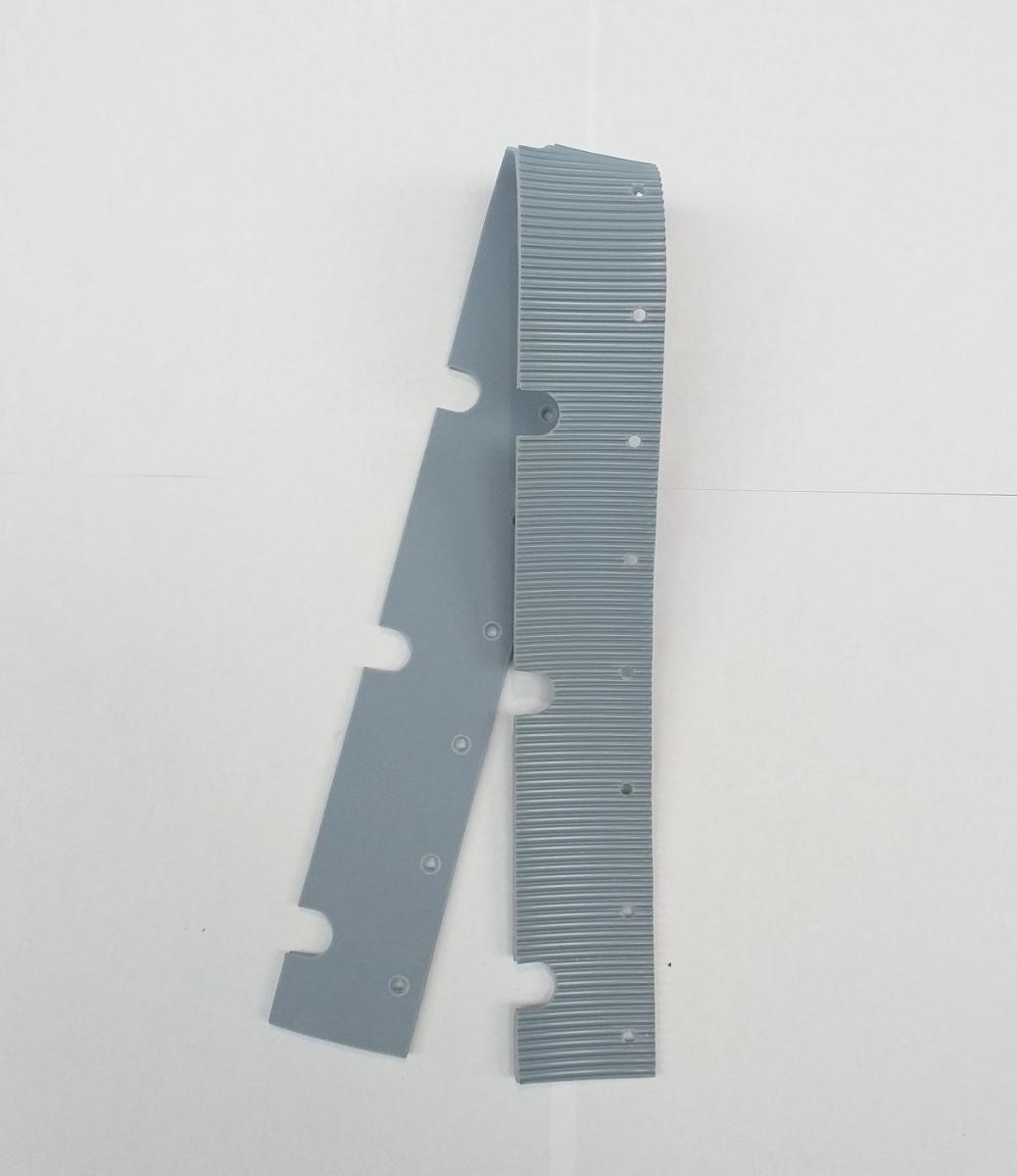 guma pevné lišty zadní