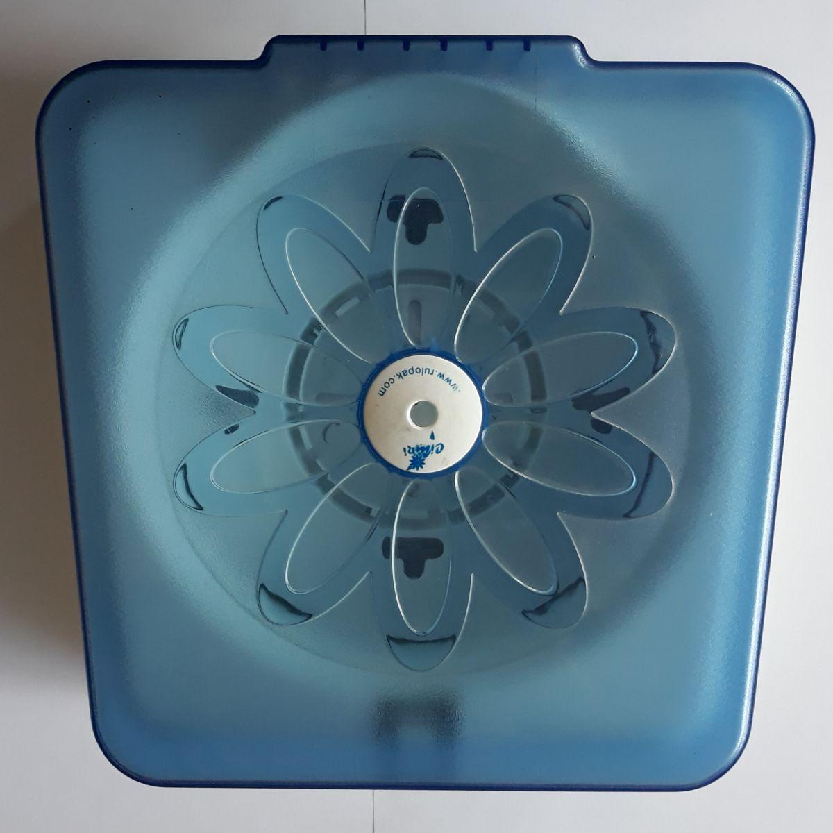 zásobník plastový na toaletní papír bez dutinky 22 cm