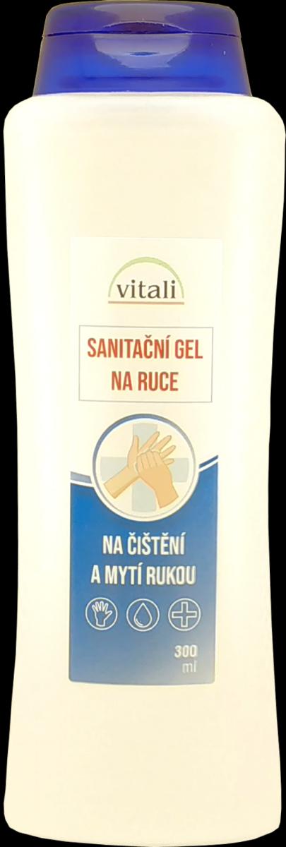 Vitali Sanitační gel na ruce 300ml