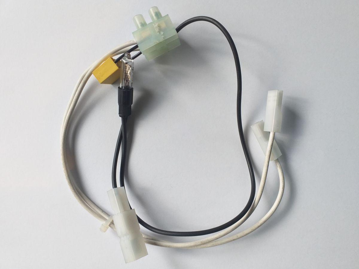kabel kit - bílý
