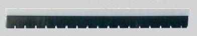 lišta kartáčová pro hubici 500L,(2ks)