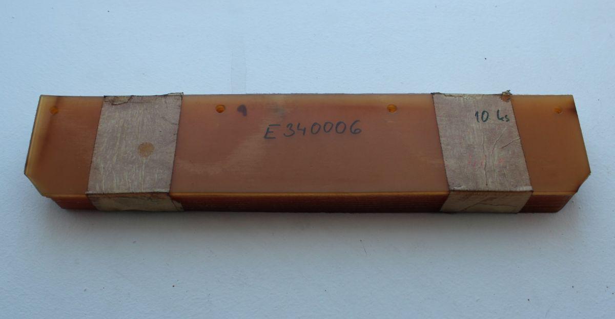 krycí guma kartáče boční, pro E 500