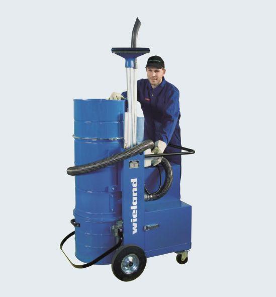 Průmyslový vysavač IS 76 BASIC 7,5 kW/400V