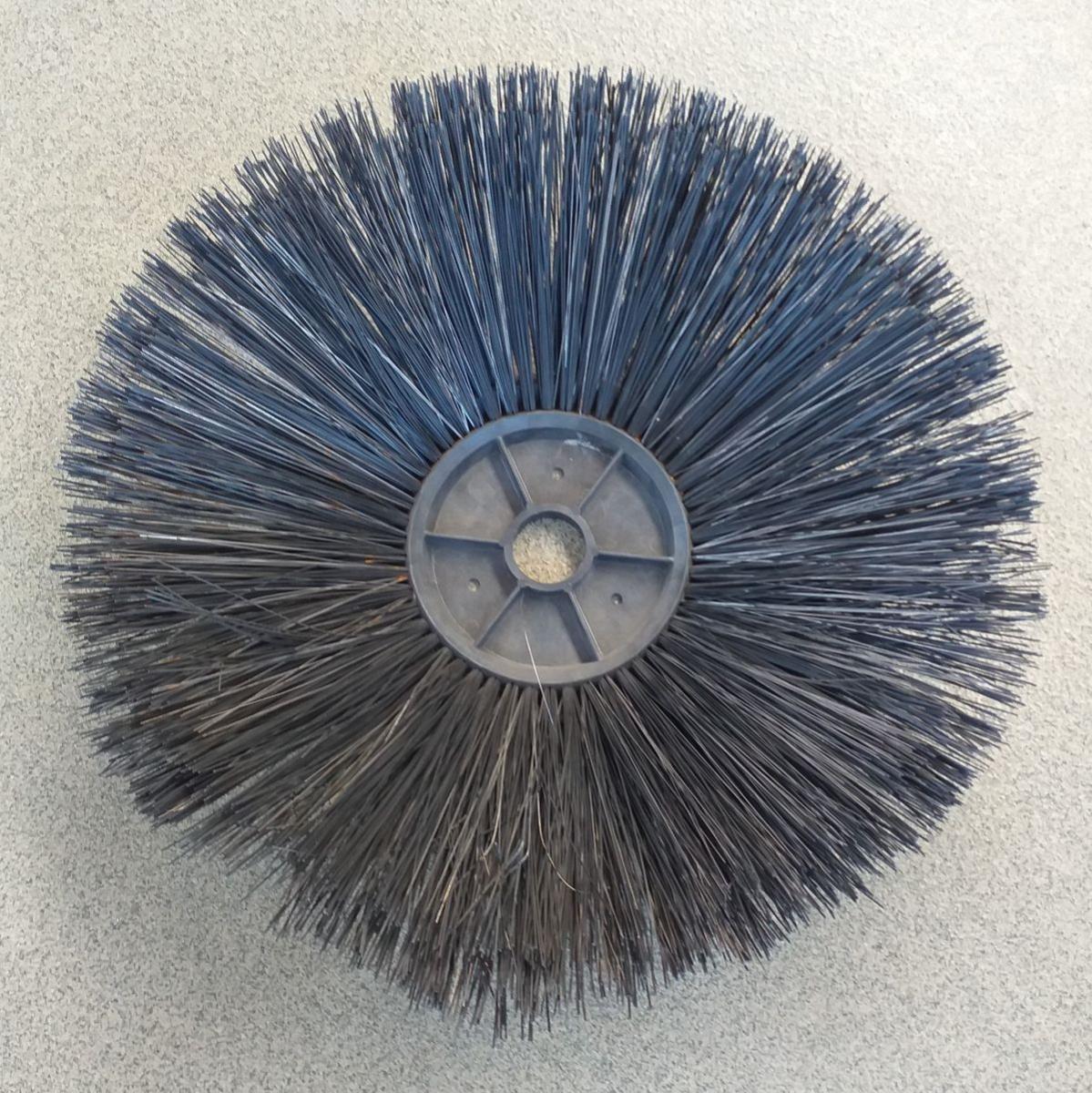 kartáč hlavní ocel-přírodní, pro RIDER - Eureka