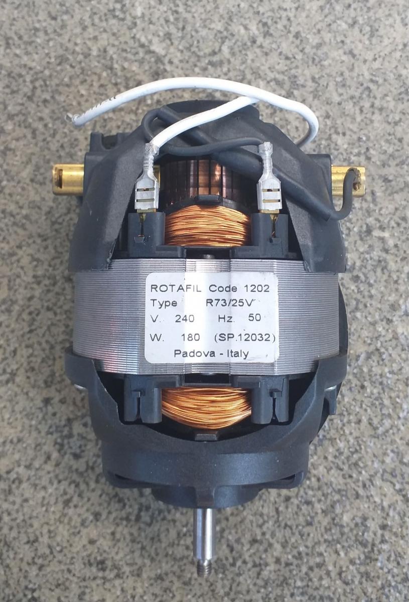 motor kartáče RX, pro RX 380