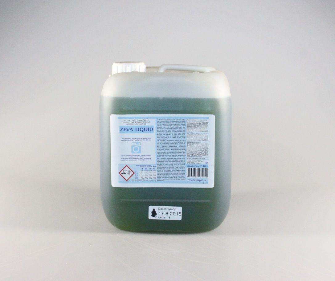 Zeva Liguit 5l tekutý prací gel