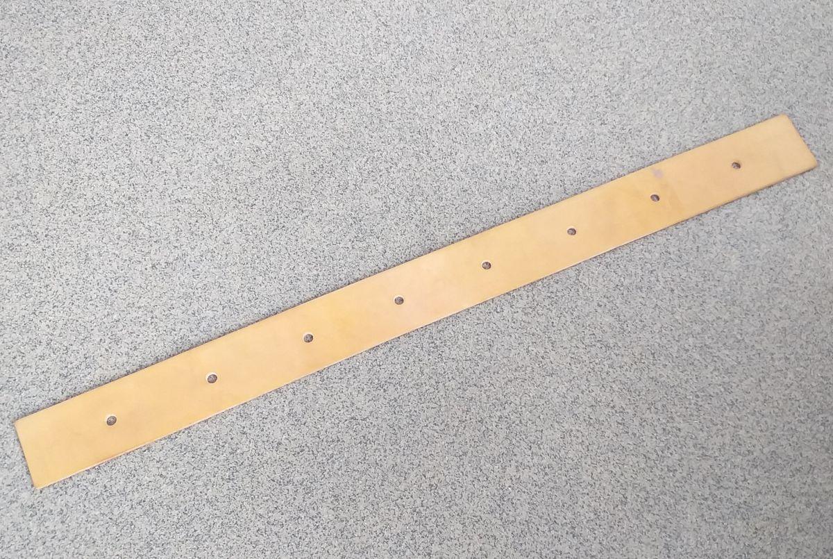 guma sací lišty zadní 75cm, pro Compact 500 B