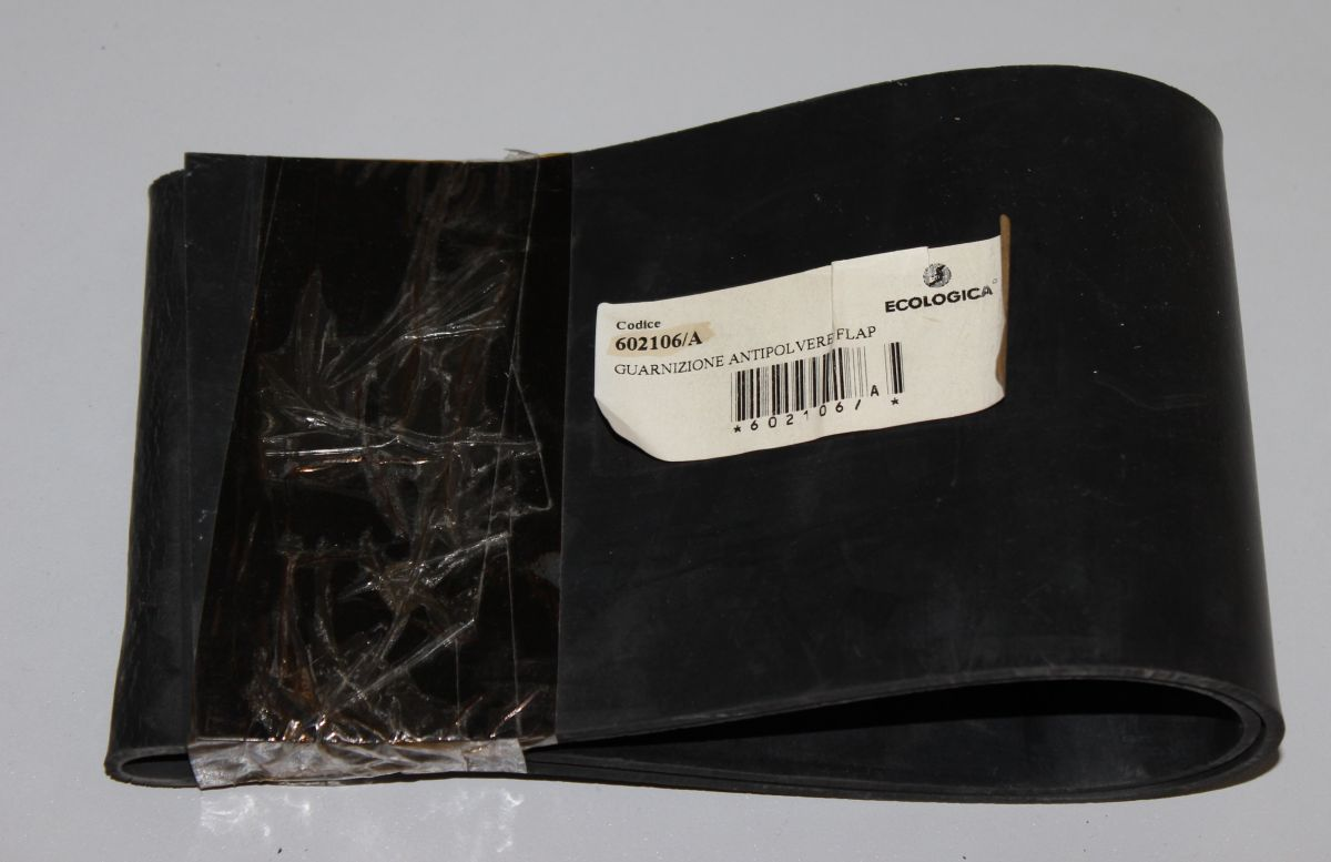 gumová lišta zásobníku, pro ECO 38