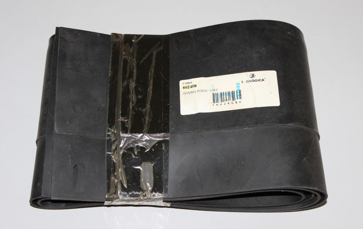 krycí guma kartáče - zadní, pro ECO 38
