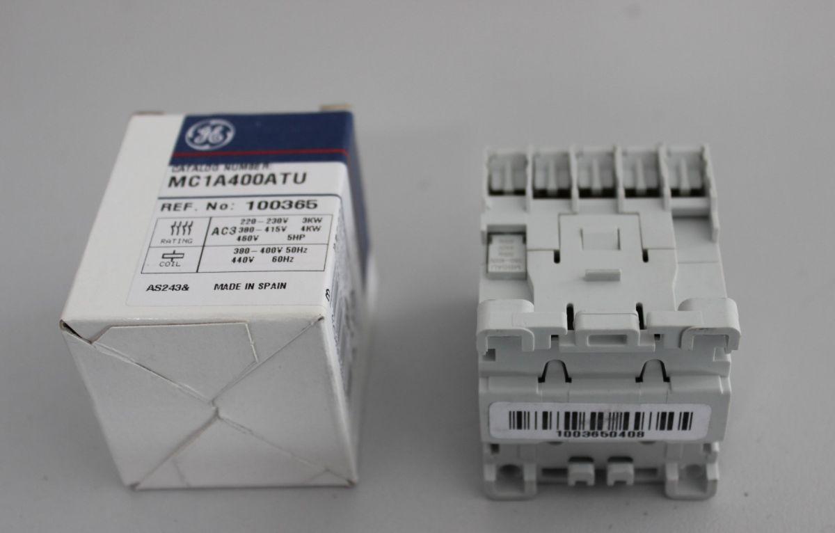 stykač MC1 A 400A TU 400V, pro Portotecnica
