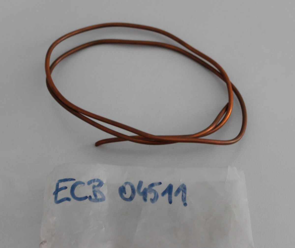 CU trubka d 3 x 0,5 - tlakového mazání, pro ECO 100