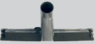 podlahová hubice 500L, AL, 500 mm, gumové stěrky,nastavitelná kolečka, DN50