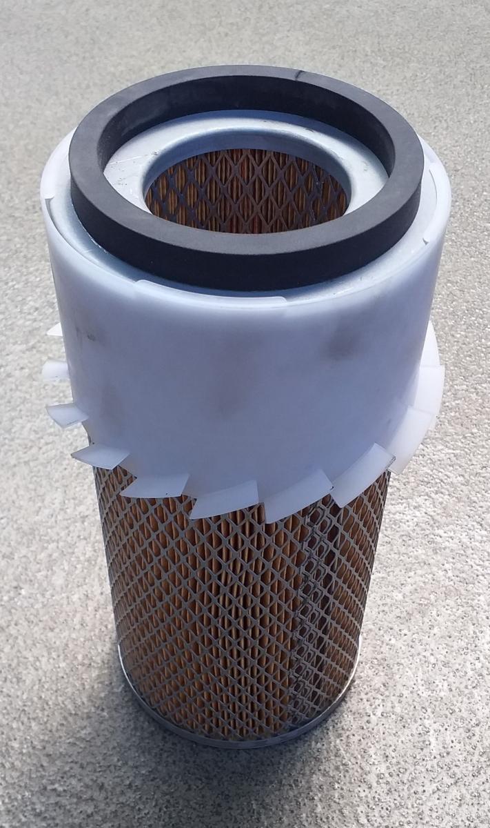 filtr vzduch.ochr.vložka G09005, pro ECO 100