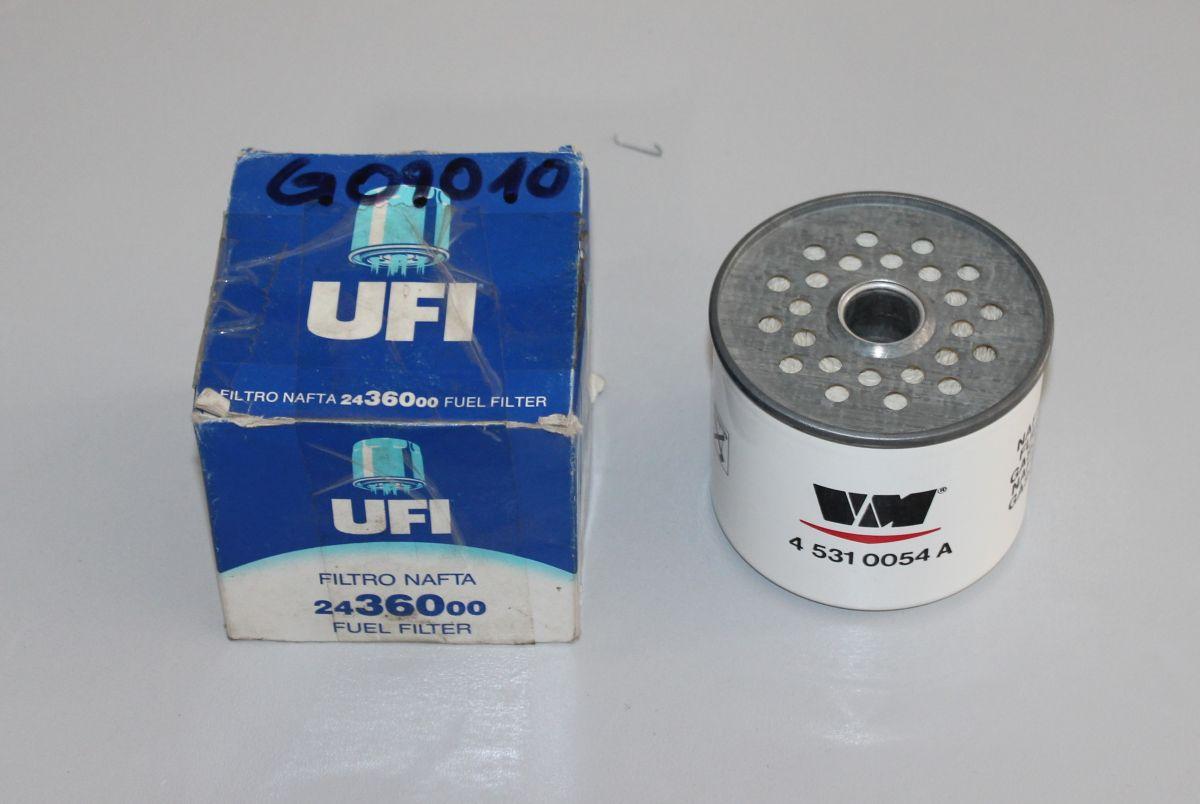 filtr palivový malý motor VM, pro ECO 100