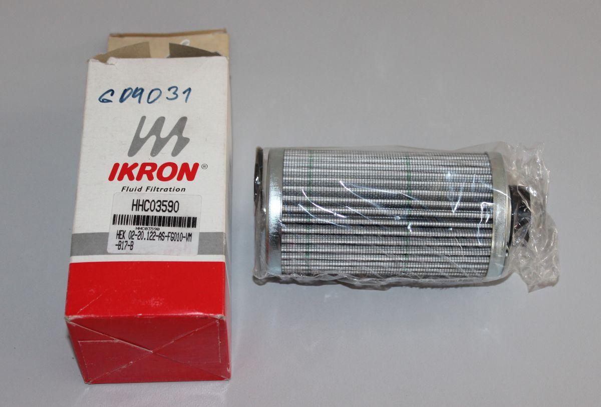 filtrační vložka papírová /hydraulika/, pro ECO 100