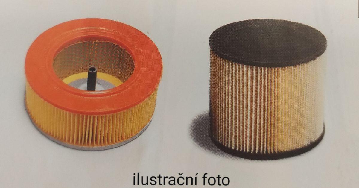 mikrofiltr skládaný