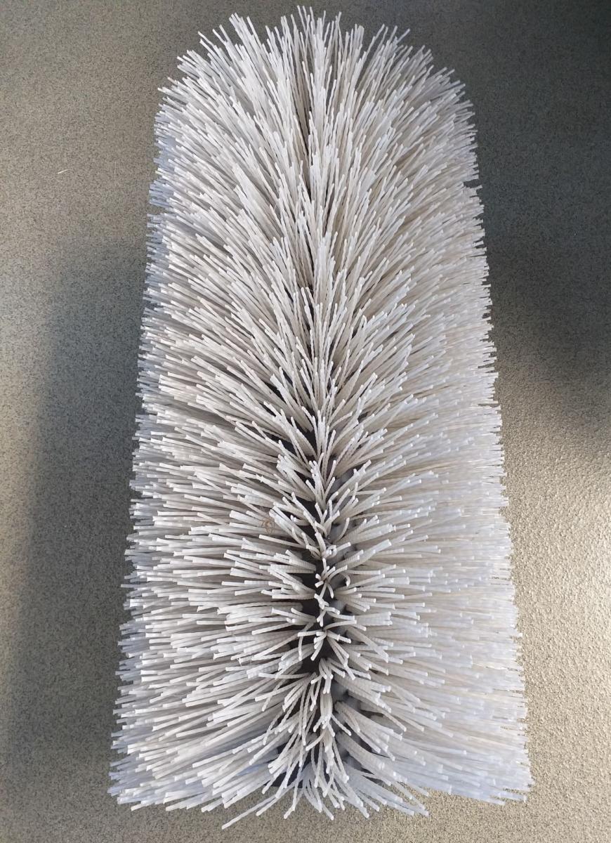 sněhový kartáč - delší část 750mm, pro KEHRWALZE 400/750