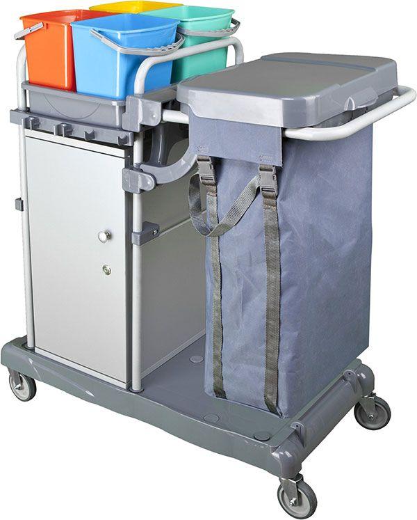 vozík plastový SMART - skříňka