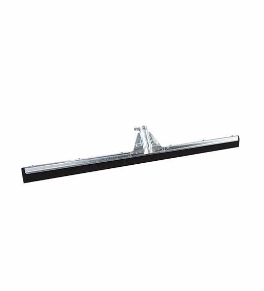 stěrka podlahová kov, černá 75 cm