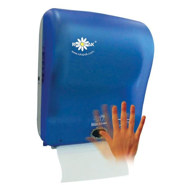 zásobník na rolované papírové ručníky 21 cm - senzor