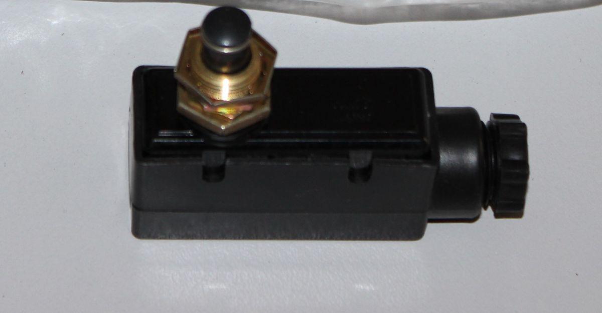 mikrospínač hydrauliky, pro ECO 38