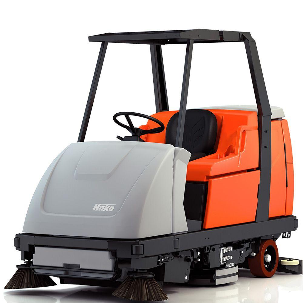 Scrubmaster B 310 R CL TB 1230 with PSU
