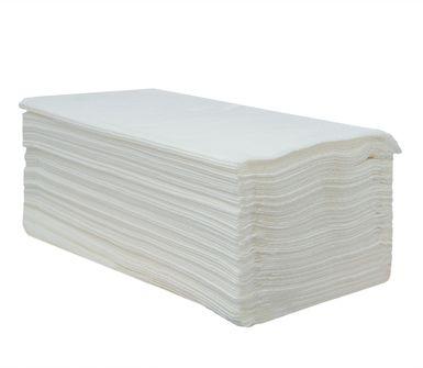 ručník papírový skládaný ZZ, 2 vrstvý bílý bal. 20x150 ks