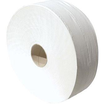 toaletní papír JUMBO 280, 2 vrstvý, celuloza, šíře 9 cm, návin 295 m