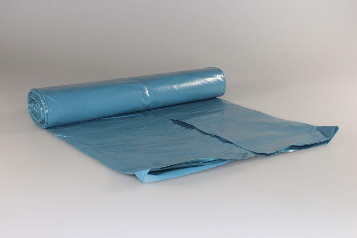 pytel 1000x1200 - 240l, 80mi, modrý, R, 5ks/rol
