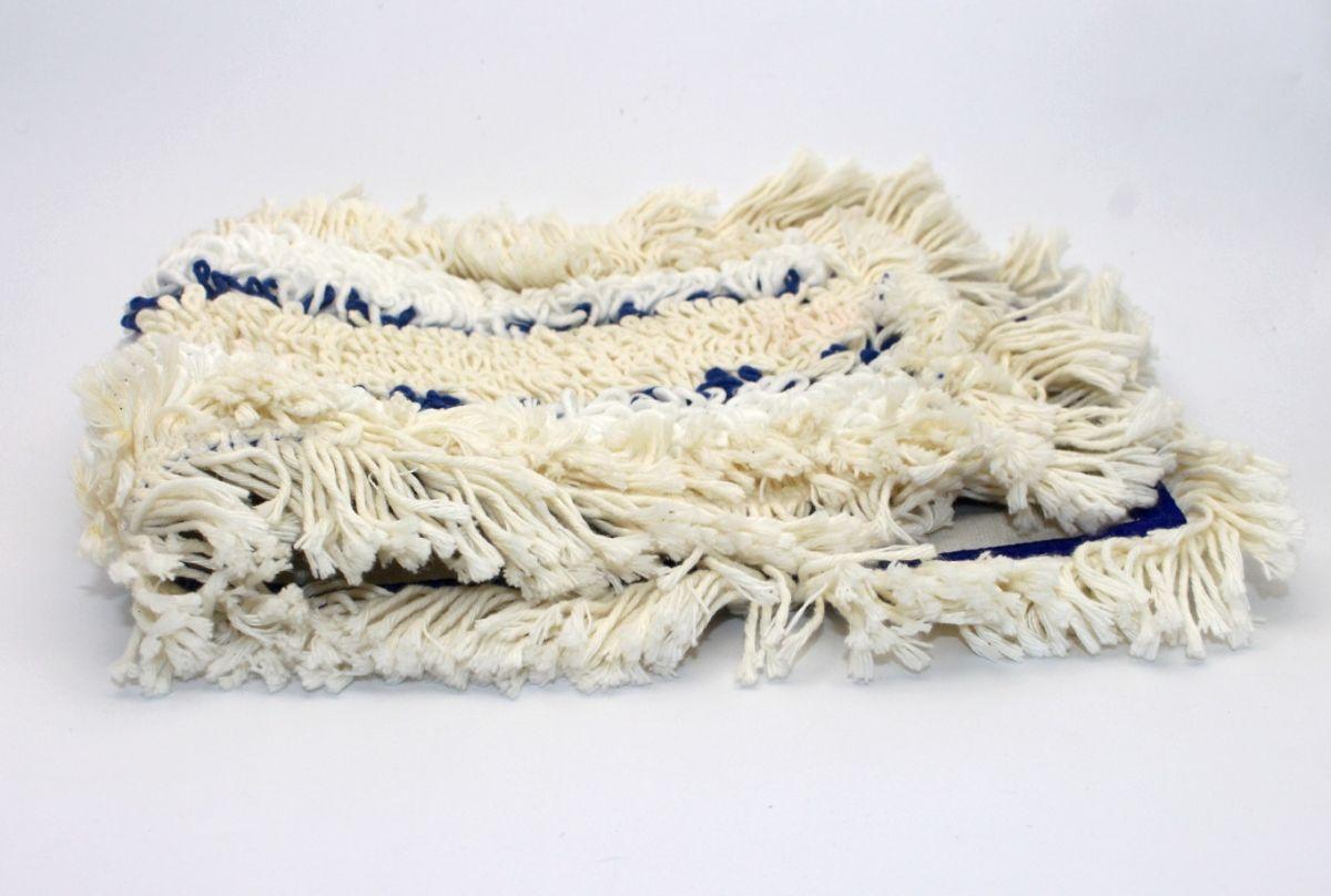 mop microspeed Flipper, modro-bílý, smyčka, 50 cm
