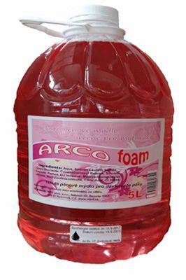 Arco Foam 5 l tekuté pěnové mýdlo