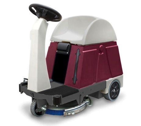 Úklidový stroj E-RIDE 21